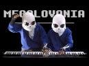 Undertale MEGALOVANIA Piano Duet Frank Zach Piano Duets
