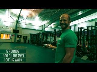 Froning, Smith, Hewett - Heavy DU HS Walk
