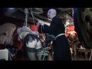 Связывание и подвешивание обнаженной девушки - Шибари шоу - БДСМ Шоу - продюсер Захаров Василий