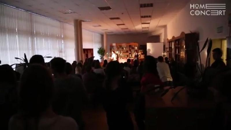 Как проходят гитарники в Библиотеке №26 им.Л.К.Татьяничевой