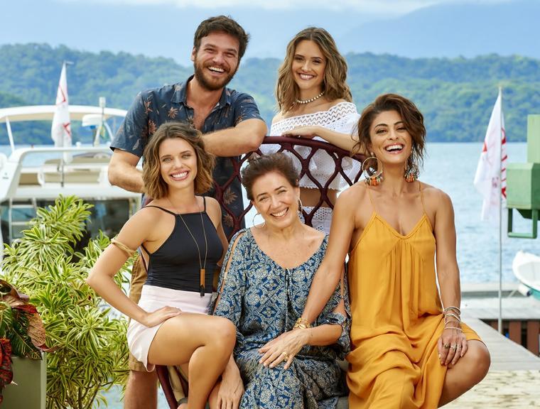 Сериалы 2018 года бразильские