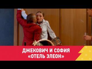 Страсть года. Джекович и София («Отель Элеон»)