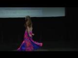 Diana Ra - Oriental @ Танцевальная Трилогия 2014 (1 place) 65