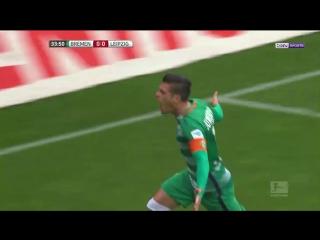 Лучшие голы Уик-энда #11 (2017) / European Weekend Top Goals [HD 720p]
