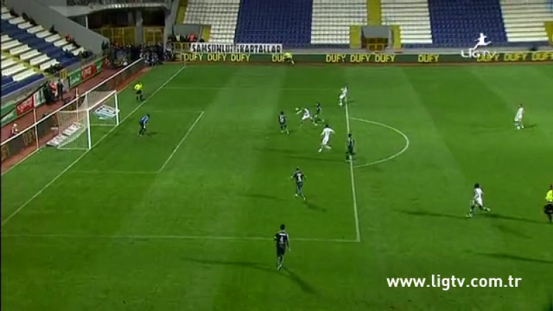 2013 - 2014 Sezonu - Beşiktaş-Atiker Konyaspor dakika 31 gol Hugo Almeida