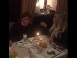 Наталия ГУЛЬКИНА. День рождения сына Алексея.