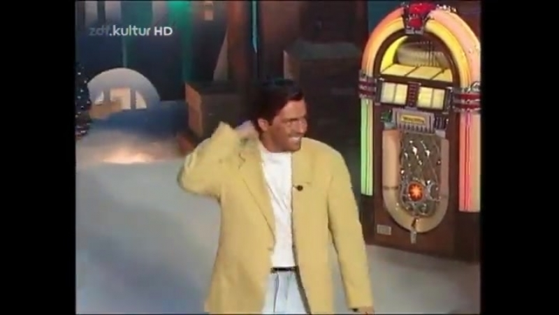 Thomas Anders - ZDF-kultur HD, Cant Give You Anything-Bohlens Parody