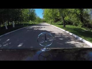 Мерседес-Бенц S500 (W140) Lorinser_ Обзор и тест-драйв. В королевских апартамент