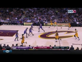 Cleveland Cavaliers - Sacramento Kings on Quicken Loans Arena 25.01.2017