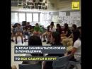 В некоторых школах Гонконга ученики по-настоящему счастливы