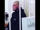 Моджахед в клетке