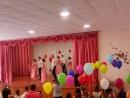 выпускной танец 9 класса.