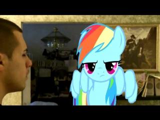 Пони попадают на Землю S01E01 [RUS SUB]