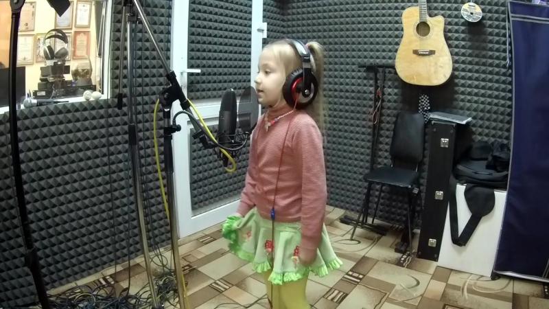 Виктория Бирюкова - не дразните собак (студия Р-РЕКОРДС