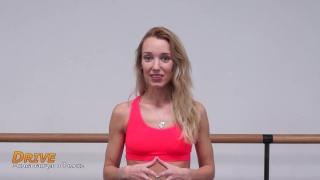 Стретчинг - Школа танцев Драйв - Приглашение Новосельцевой Натальи