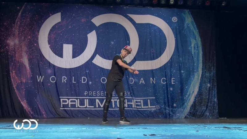 Jaja Vankova _ FRONTROW _ World of Dance Dallas 2015 WODDALLAS2015