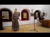 Песня на стихи Марины Цветаевой! Поёт #Марина #Кулакова. 19 января 2017 г. #ГужевTV