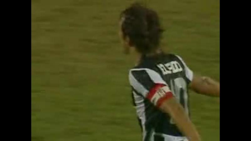 2008 - 2009 Sezonu - M.P. Antalyaspor-Beşiktaş dakika 78 gol Delgado