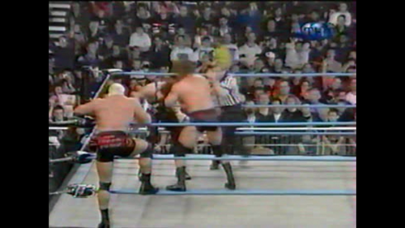 Nitro 11-13-00 Scott Steiner Sting vs Mike Awesome Bam Bam Bigelow