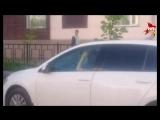 Танцы на светофоре. Смоленск 22.05.2017