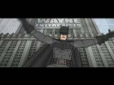 Как должен был закончиться - пародия Бетмен против Супермена с мышиной кровью (рус. субтитры)