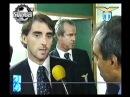 LAZIO Serie A 1998 99 Almeyda Salas Vieri Mancini Parte 1 FUTBOL RETRO