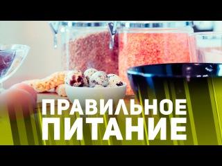 Правильное питание: белки, жиры, углеводы