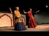 Nandana &amp Kaitlyn Tribal Bellydance Indian Fusion