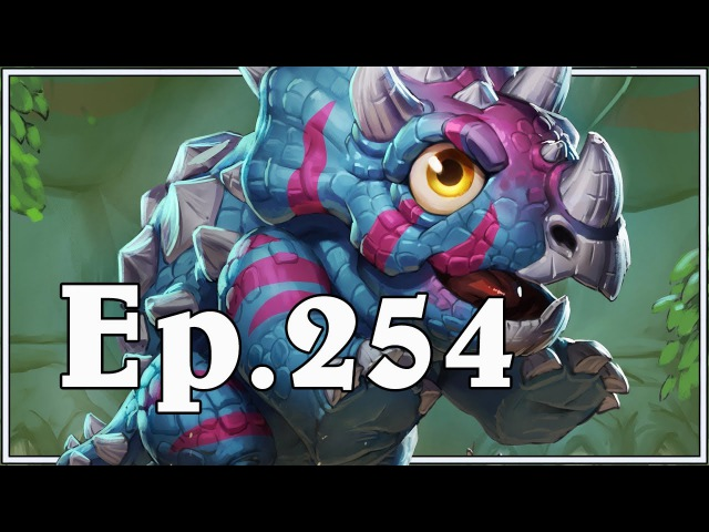 Funny And Lucky Moments - Hearthstone - Ep. 254