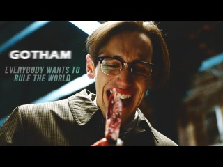 GOTHAM | Everybody Wants To Rule The World