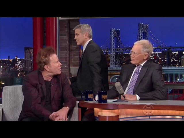 Tom Waits (Interview Performance) - Letterman - 2015.05.14