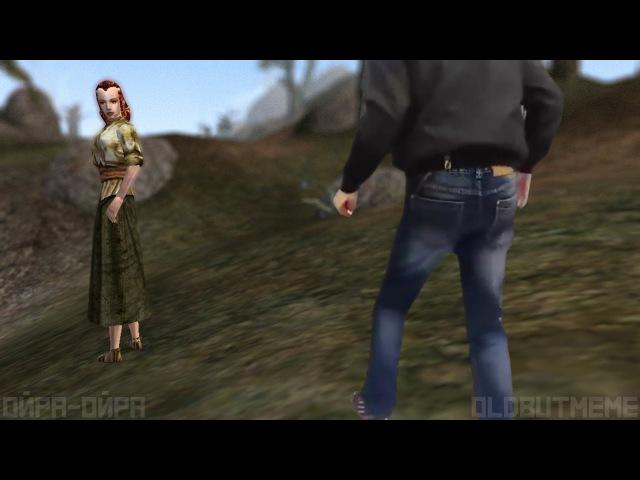 Не лезь, дебил [Morrowind] 18