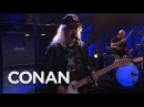 Dinosaur Jr. Goin Down 12/06/16 - CONAN on TBS