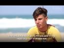 Liban : le réfugié surfeur