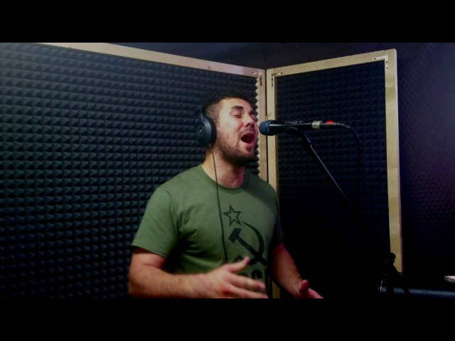 Stone Sour - Taciturn(vocal cover)
