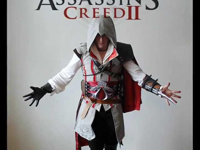 Cosplay Costume, Assassin's Creed 2, Ezio Auditore