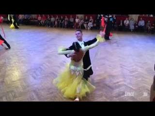 Martin Dvorak - Zuzana Silhanova, CZE, Final English Waltz