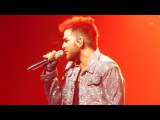 Queen + Adam Lambert  Under Pressure  St. Paul, MN, 14.07.2017