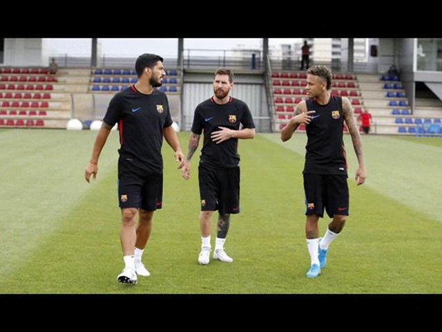 Preparation of Lionel Messi for the game YUVENTUS/Подготовка Лионеля Месси к матчу ЮВЕНТУСОМ