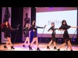 Brave Girls '하이힐'(High Heels) Showcase Stage (브레이브걸스, 용감한형제, 롤린, Rollin')