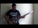 Kalmah - Man of The King Bass Cover