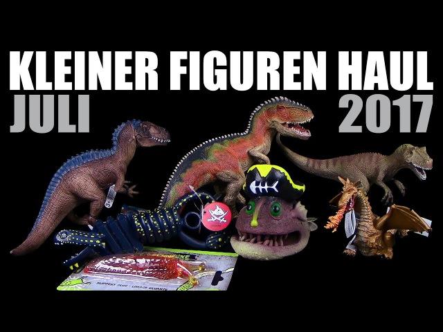 Kleiner Figuren Haul Juli 2017 in Rupis Lieblings-Shop - Dinosaurier Monster