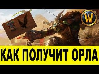 World of Warcraft Как получить орла