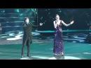 "Tell Me - Гела Гуралиа, Полина Конкина. Юбилейный концерт  проекта ""Голос"",в Кремле. 20/..."