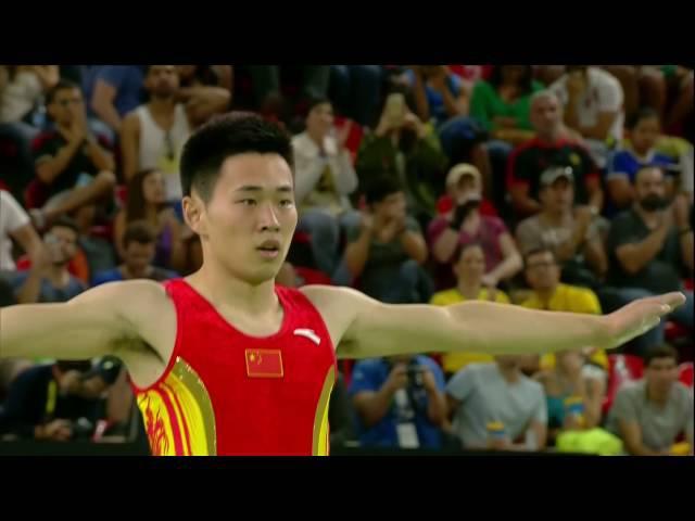 Highlights |Men's trampoline |Rio 2016 |SABC
