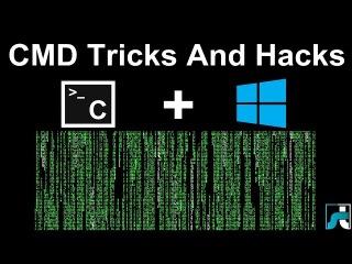 10 CMD Tricks And Hacks 2017 - Best Command Prompt Tricks (Latest)