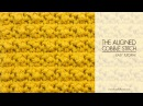 How To: Crochet The Aligned Cobble Stitch | Easy Tutorial by Hopeful Honey