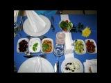 Ужин в ресторане A la carte отеля Grand Haber Hotel 5, Кемер. Турция.