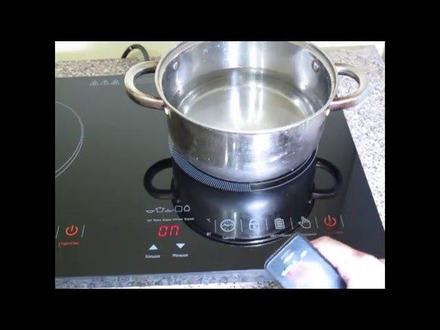 Индукционная плита KITFORT KT-105