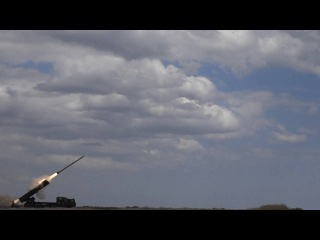 EXCLUSIVE : Video of  successfully test  of the new Ukrainian model of a guided missile
